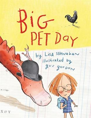 Big Pet Day by Lisa Shanahan