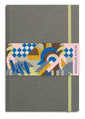 V&A Design Notebook: Constable grey by V&A Publishing