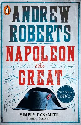 Napoleon the Great book