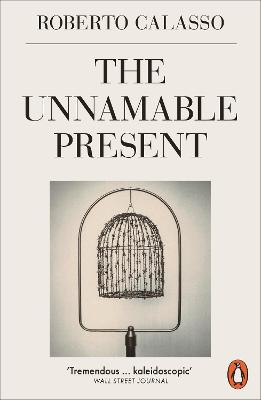 The Unnamable Present book