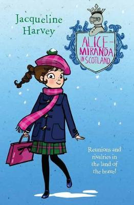 Alice-Miranda in Scotland book