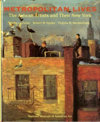 Metropolitan Lives by Rebecca Zurier