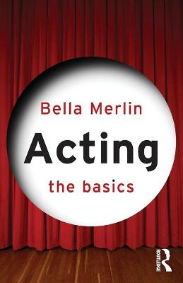Acting: The Basics book