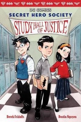 Study Hall of Justice by Derek Fridolfs