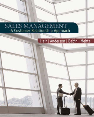 Sales Management by Joe Hair