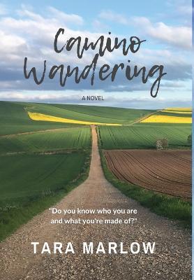 Camino Wandering - Hardback book
