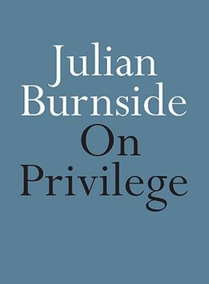On Privilege book