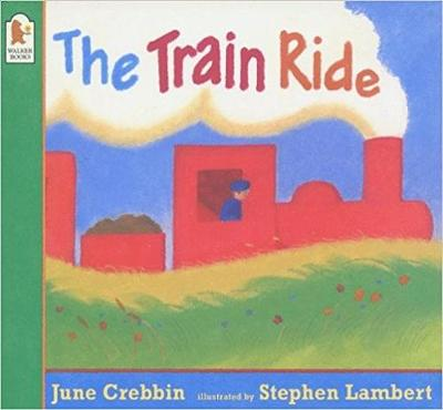 Train Ride by June Crebbin