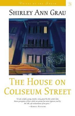 The House on Coliseum Street by Shirley Ann Grau