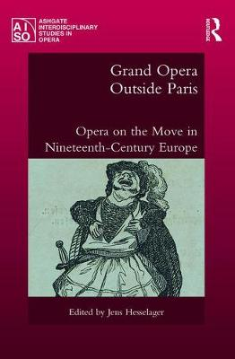 Grand Opera Outside Paris book