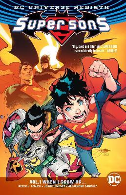 Super Sons Vol. 1 (Rebirth) by Peter J. Tomasi