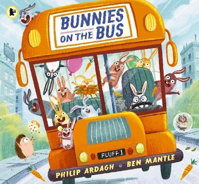 Bunnies on the Bus book