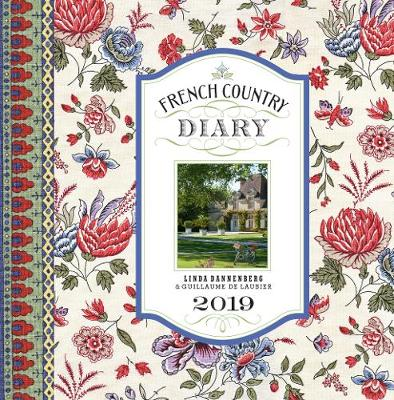 French Country Diary 2019 Calendar by Linda Dannenberg
