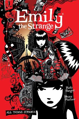 Complete Emily The Strange, The: All Things Strange book