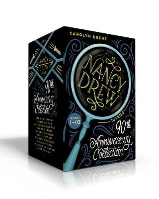 Nancy Drew Diaries 90th Anniversary Collection by Carolyn Keene