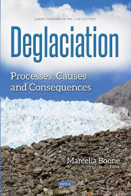 Deglaciation by Marcella Boone