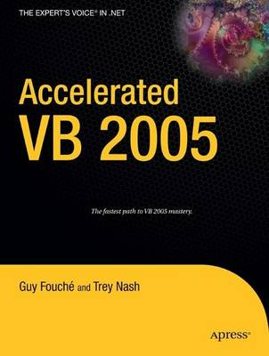 Accelerated VB 2005 by Trey Nash