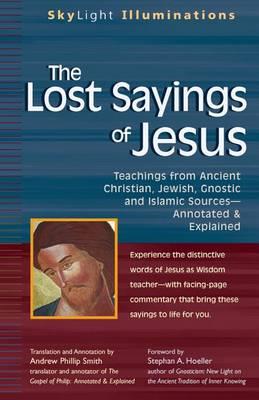 Lost Sayings of Jesus book