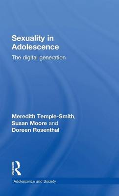 Sexuality in Adolescence book