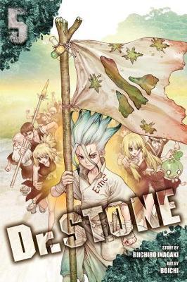 Dr. STONE, Vol. 5 by Riichiro Inagaki