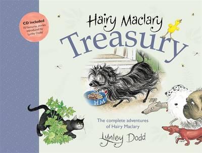 Hairy Maclary Treasury book