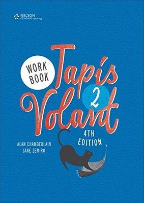 Tapis Volant 2 Workbook with USB by Jane Zemiro