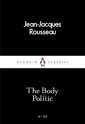The Body Politic by Jean-Jacques Rousseau