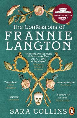 The Confessions of Frannie Langton: The Costa Book Awards First Novel Winner 2019 book