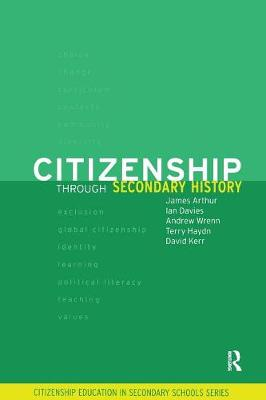 Citizenship Through Secondary History book