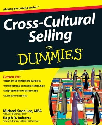 Cross-Cultural Selling For Dummies book