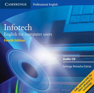 Infotech Audio CD book