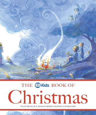 The ABC Book of Christmas by Mark MacLeod