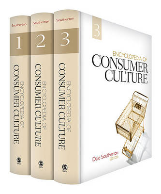 Encyclopedia of Consumer Culture by Dale Southerton