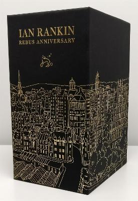 Rebus Anniversary Box Set: introductions by Jilly Cooper, Mark Lawson and Peter Robinson by Ian Rankin