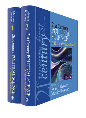 21st Century Political Science: A Reference Handbook by Marijke Breuning