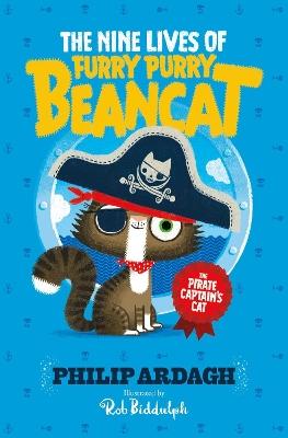 The Pirate Captain's Cat book