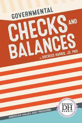 Governmental Checks and Balances by Duchess Harris