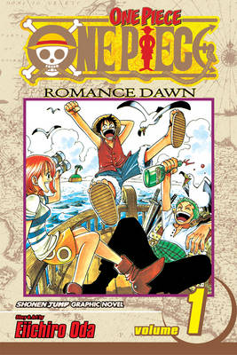 One Piece, Vol. 1 by Eiichiro Oda