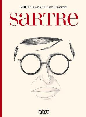 Sartre by Ana-S Depommier