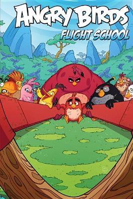 Angry Birds Comics Flight School book