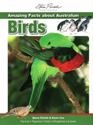 Amazing Facts About Australian Birds book