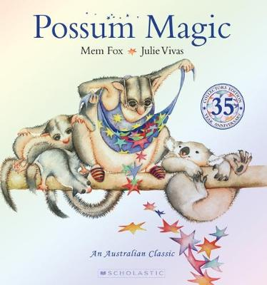 Possum Magic 35th Anniversary Edition by Fox,Mem