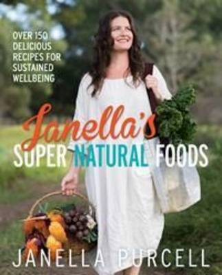 Janella'S Super Natural Foods book