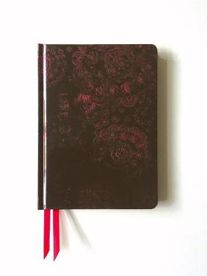 Gothic Dark Lace (Contemporary Foiled Journal) book