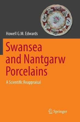 Swansea and Nantgarw Porcelains: A Scientific Reappraisal by Howell G.M. Edwards