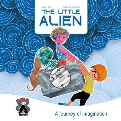The Little Alien by Jason Quinn