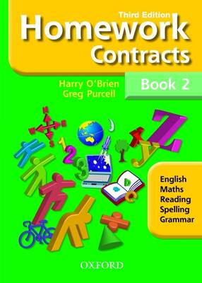 Homework Contracts Book 2 by Harry O'Brien