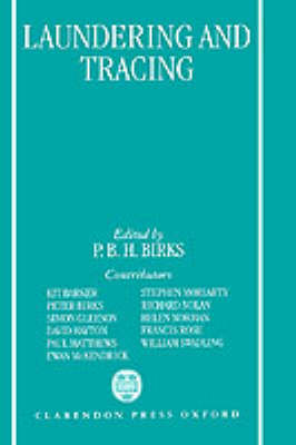 Laundering and Tracing by Peter Birks