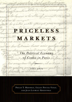 Priceless Markets by Philip T. Hoffman