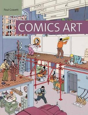 Comics Art by Paul Gravett